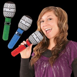 Inflatable Microphones