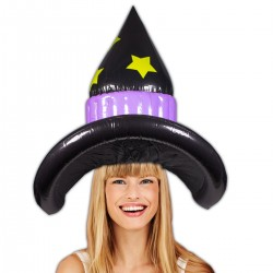 Inflatable Witch Hat
