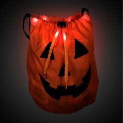 LED Pumpkin Bag