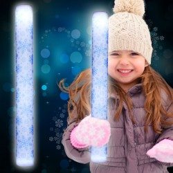 Snowflake Lumiton Batons
