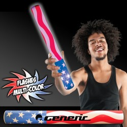 Patriotic 16 Inch LED Lumiton Batons