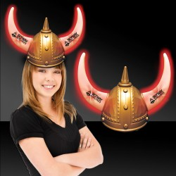 Light Up Viking Helmet