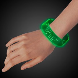 Green LED Magnetic Bracelet