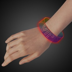 Multicolor LED Magnetic Bracelets