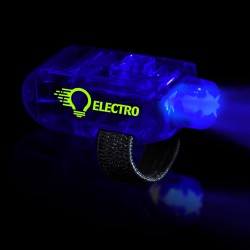Blue LED Finger Lights