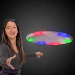 "9 1/2"" LED Flying Disc"