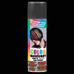 Black Colored Hair Spray