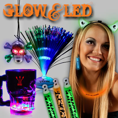 Glow and Light Up Products