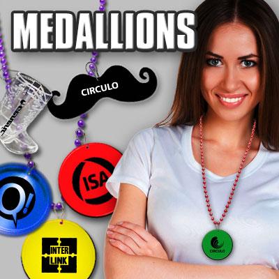 Medallions & Pendants