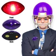 Purple Football LED Reflector