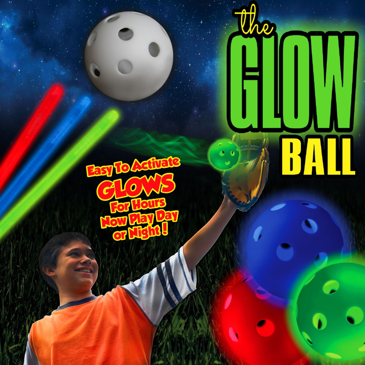 The Glow Ball