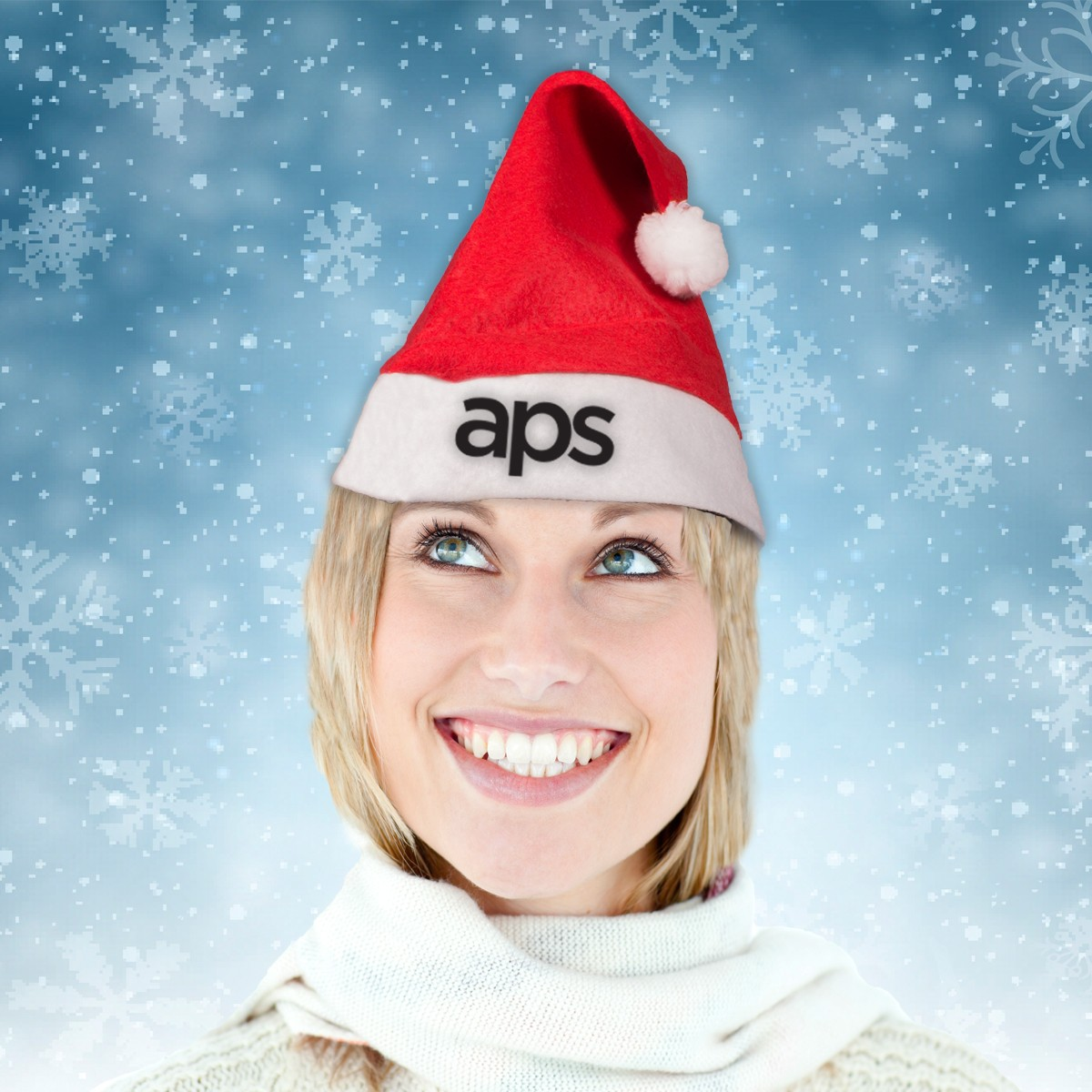 Felt Santa Claus Hat