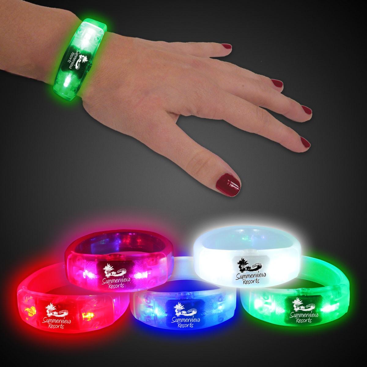 LED Bangle Bracelet