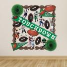 Football Touchdown Decoration Kit