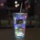 Multicolor String Light 16oz LED Cup