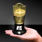 Plastic Toilet Award Trophy - 4 3/4 Inch