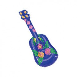 Tropical Inflatable Ukuleles