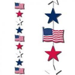 Patriotic Star Stringer