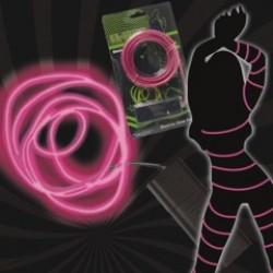 Pink EL-Wire - 116 Inch