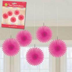 Pink Mini Hanging Sprays
