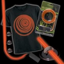 Orange Lumilite Electronic Costume Kit