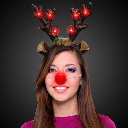 LED Reindeer Kit