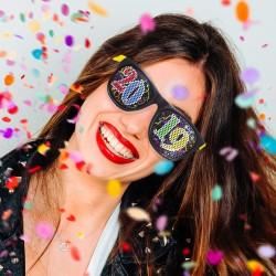 2019 Neon Yellow Billboard Sunglasses