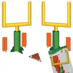 Football Goal Post Centerpiece