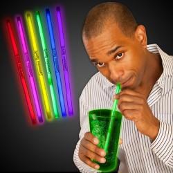 Supreme Glow 9 Inch Straws