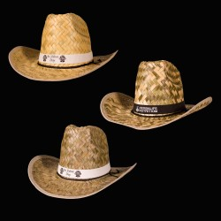 Adult Cowboy Hat (Imprintable Bands Available)