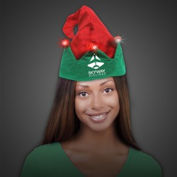 Light Up Elf Hat