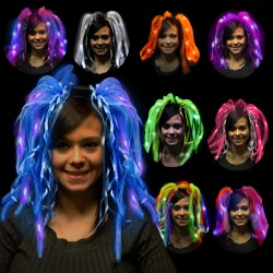 Diva LED Dreads - Variety of Colors!