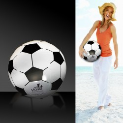 Inflatable 16 Inch Soccer Ball