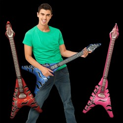 Flying V Inflatable Guitars