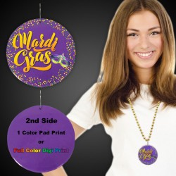 Mardi Gras Medallions2 1/2