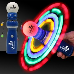 LED Galaxy Spinner Wand - 8""