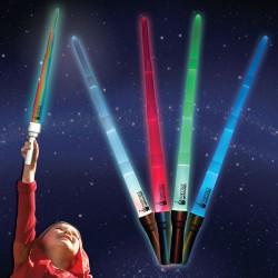 Multi-Color LED Expandable Swords