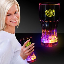 Light Up Drink Glass - 12 Ounce