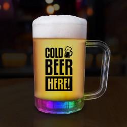 14oz LED Beer Mug