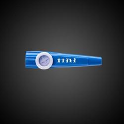 Blue Plastic Kazoo