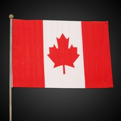 Canadian Flag - 12 Inch by 18 Inch