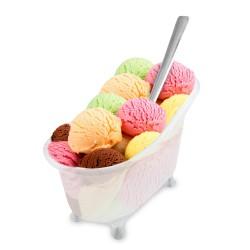 Bathtub Plastic Serving Bowl